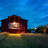 Barn With Flag - College Grove TN 2020
