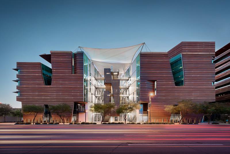 Health Sciences Education Building - Phoenix AZ 2018