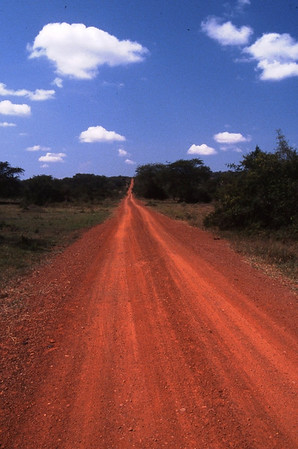 Straight Road, Namibia