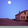 Moonrise, Namibia