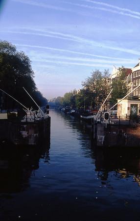 Amsterdam Canal, Amsterdam, Holland