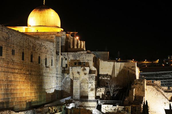 Al Aksa Mosque, Old City, Jerusalem, Israel