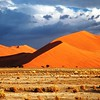 Namib Dunes in Morning Light, Sossuslevei