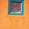 Blue Window, Pueblo, New Mexico