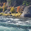 Spokane River in Early Fall