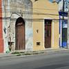 Colorful Street in Merida