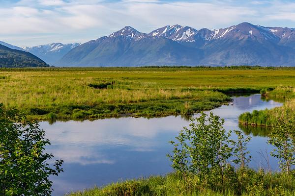 Potter Marsh Boardwalk, Alaska