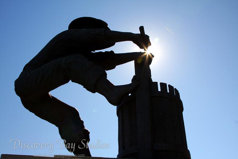 Crush Statue