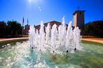 Mondavi Fountain