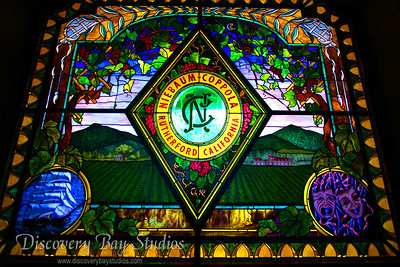 Rubicon Estate Stained Glass