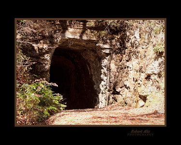 Stumphouse Tunnel 16x20 Print, $35.00 + Shipping and Sales Tax Other Sizes Also Available--Call For Details