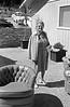 Grandma at Ben & Billie's Monterey house