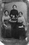 Rebecca (left) and Sisters