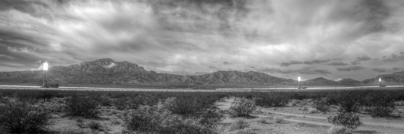 Ivanpah Solar Collectors