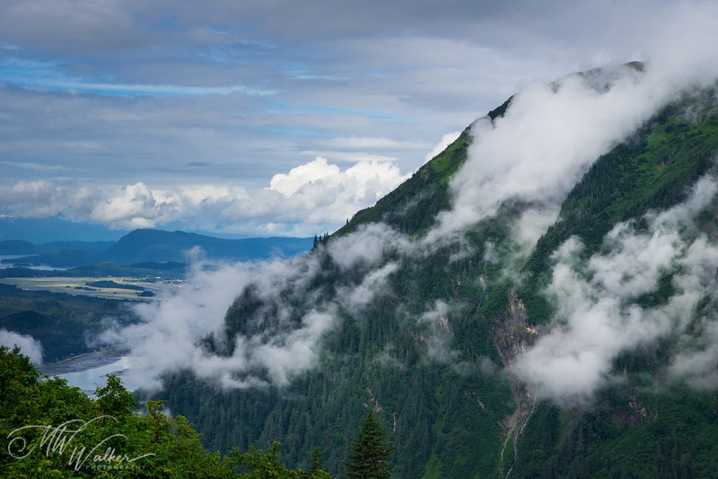A Hike in the Clouds