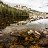 Beartooth Butte Reflection - Beartooth All American Highway