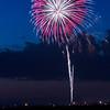 Fireworks over West Fargo, North Dakota #7