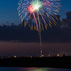 Fireworks over West Fargo, North Dakota #8
