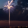 Fireworks over West Fargo, North Dakota #3