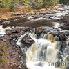Rapids at Amnicon Falls State Park