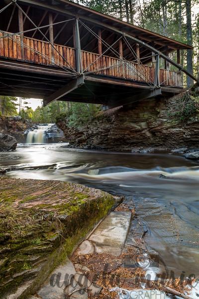 Covered Bridge - Amnicon Falls State Park