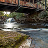 Covered Bridge - Amnicon Falls State Park