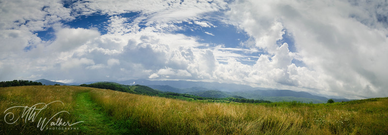 Max Patch, North Carolina