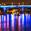 35W Bridge in Downtown Minneapolis, Minnesota