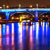 35W Bridge in Downtown Minneapolis, Minnesota