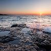 Sunrise at Gooseberry State Park