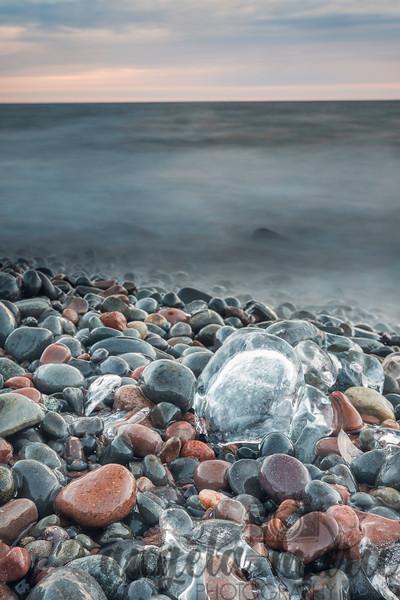 Iced Rocks #2