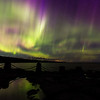 Northern Lights Over Lake Superior - Gooseberry Falls State Park #2