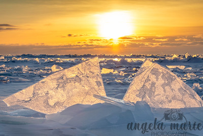 Ice Wings - Minnesota North Shore