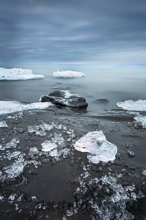 Ice Blue Morning