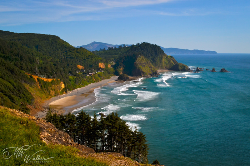 Oregon Painted Coast