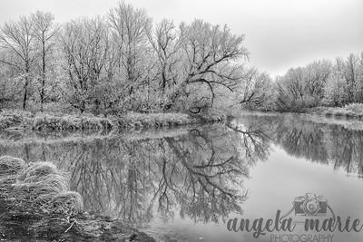 Sheyenne River Frost