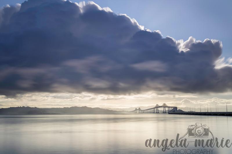 San Rafael Bridge at Dawn