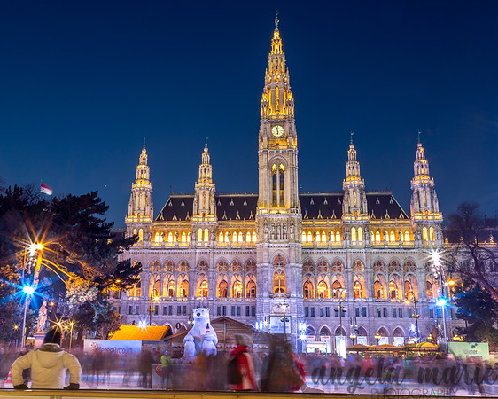 Winter Carnival at Rathaus