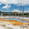 Opalescent Pool - Black Sand Geyser Basin