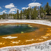 Beauty Pool - Upper Geyser Basin