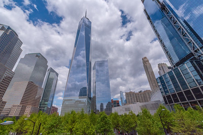 The Freedom Tower, NYC
