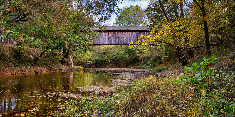Colville Covered Bridge