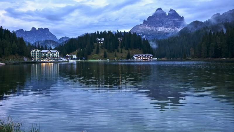 Lago Misurina - Dolomites
