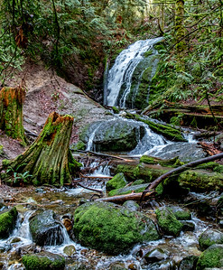 """Coal Creek Falls"""