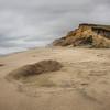 Stormy Sky, Pescadero State Beach