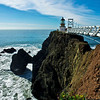 Point Bonita Lighthouse, Marin Headlands