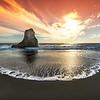 Setting Sun, Shark's Tooth Cove