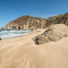 Gray Whale Cove State Beach