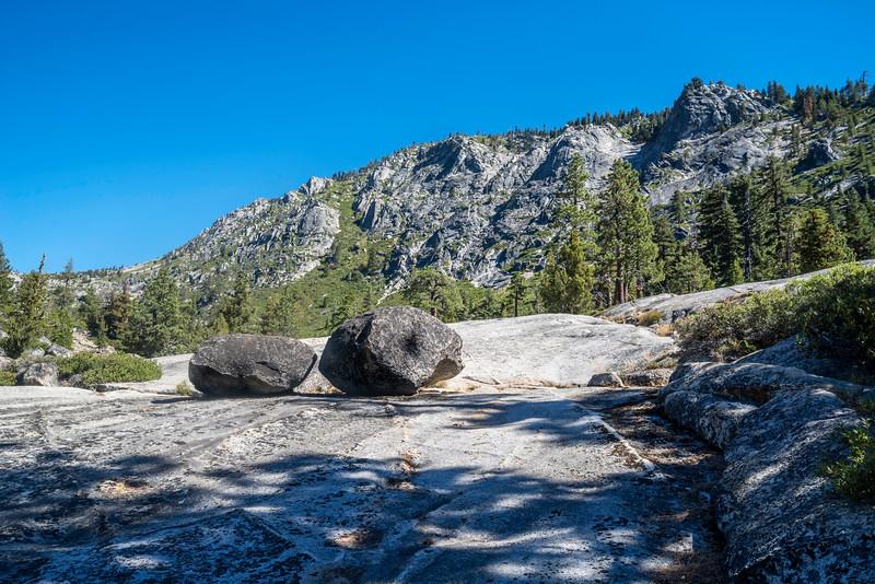 The Pyramid Creek Trail