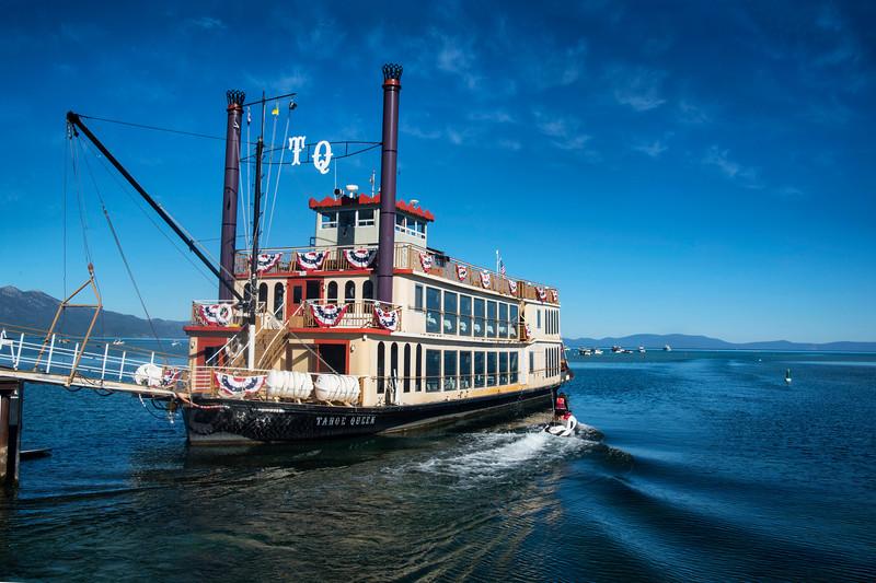 The Tahoe Queen